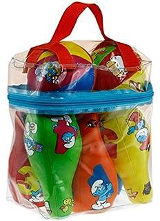 Los Pitufos - Juego de bolos (Barbo Toys 8411)