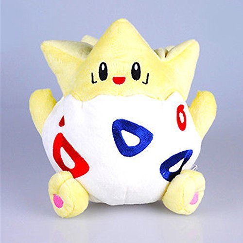 Pokemon Togepi Soft Plush Stuffed Doll KIDS Toy FOR GIFTS Kids Stuffed Toys For Children Dolls 20CM