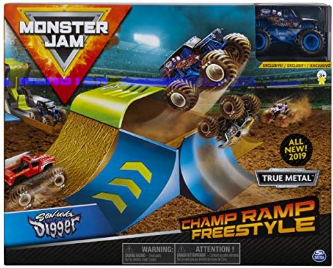 Monster Jam Freestyle Featuring Exclusive product image