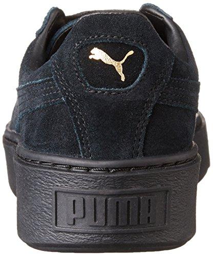 Basket Di Piattaforma 36222202 Puma Camoscio Oro wUxq7Bax