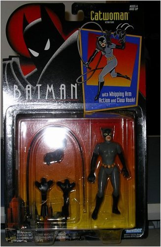 Kenner DC Comics Batman: The Animated Series Action Figure 4.25 Inches - 64000 Series