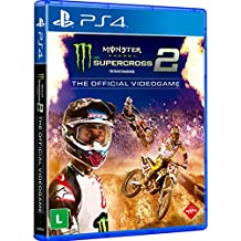 Monster Energy Supercross 2 - PlayStation 4