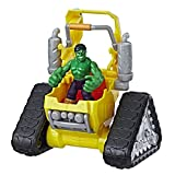 Marvel Playskool Heroes Super Hero Adventures Hulk Power Dozer