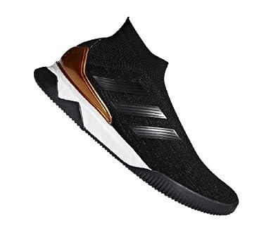 adidas Predator Tango 18+ TR, Chaussures de Fitness Homme, Noir (Negbás/Negbás/Rojsol 000), 46 EU