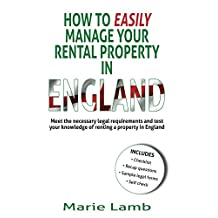 How to easily manage your property in England: Meet the necessary legal requirements and test your knowledge of renting a property in England