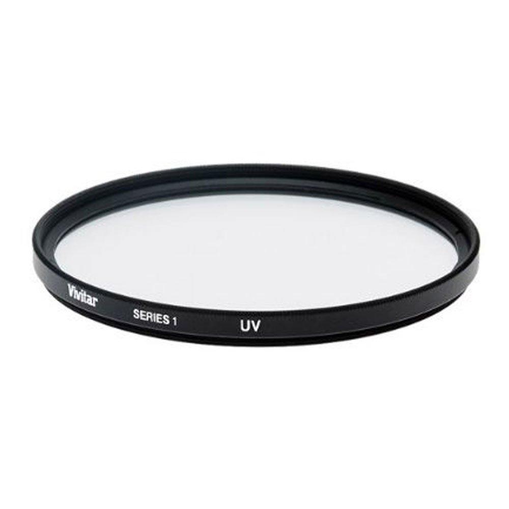 Vivitar UV72 72mm 1-Piece Camera Lens Filter