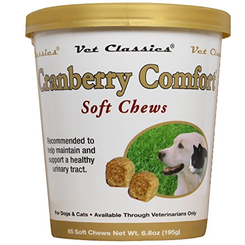 Cranberry Comfort Dogs Cats Chews product image