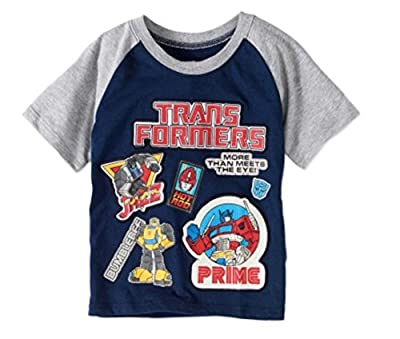 Transformers Rescue Heroes Little Boys Toddler T Shirt