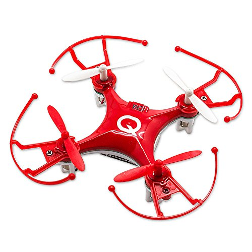 Ultimate Quadrone Outdoor Cell Drone That Flips and Roll with Auto-stabilizing Sensors