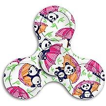 Funny Cute Panda Fidget Spinner Toy Time Spinner Finger Tops Design Novelty Toy