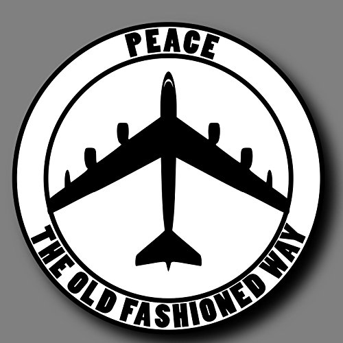 - Edwin Group of Companies Peace the Old Fashioned Way Sticker 4