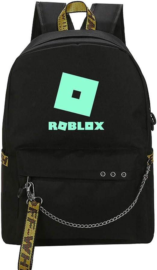 Color : Black01, Size : 30 X 16 X 45cm Roblox Sacs /à Dos Loisir Sports et Plein air Sacs /à Dos Imprim/é Sac /à Dos Casual Daypacks /école Sac /à Dos Randonn/ée Sac Unisexe