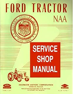 [DIAGRAM_5UK]  Amazon.com: 1953 1954 1955 FORD TRACTOR Model NAA Service Manual:  Everything Else   Wiring Diagram Ford Naa Tractor      Amazon.com