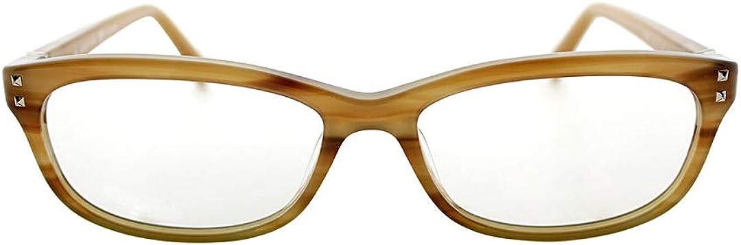 Valentino V2649 V2649 Rechteckig Brillengestelle 54 Braun