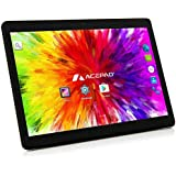 "ACEPAD A96 10 Zoll (9.6"") Tablet PC 3G (Dual-SIM) 48GB Android 7.0 Nougat IPS HD 1280x800 Quad Core WiFi WLAN USB SD (Schwarz)"