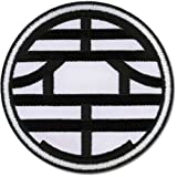 Dragon Ball Z Master Roshis Dojo For Martial Arts Logo Patch