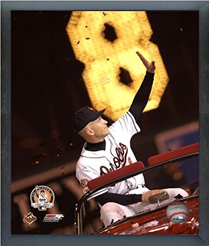 Cal Last Jr Ripken Game - Cal Ripken Jr. Baltimore Orioles MLB Last Game Photo (Size: 12