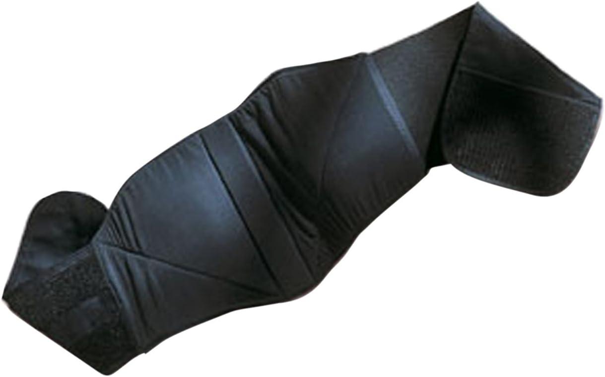 3XL RACER Ceinture Protection Reins Noir