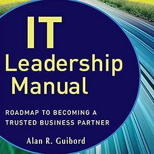 IT Leadership Manual Audiobook