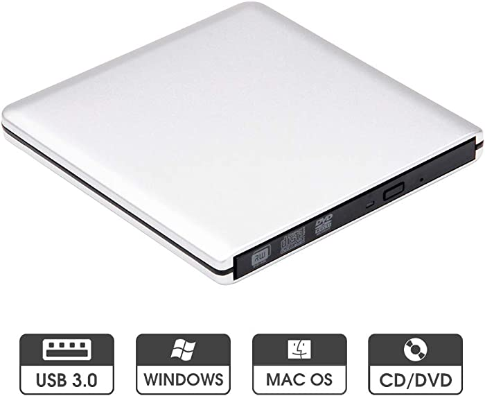 Top 9 External Dvd Drive For Laptop Silver