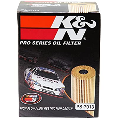 K&N Premium Oil Filter: Designed to Protect your Engine: Fits Select FORD/MAZDA/MERCURY Vehicle Models (See Product Description for Full List of Compatible Vehicles), PS-7013: Automotive