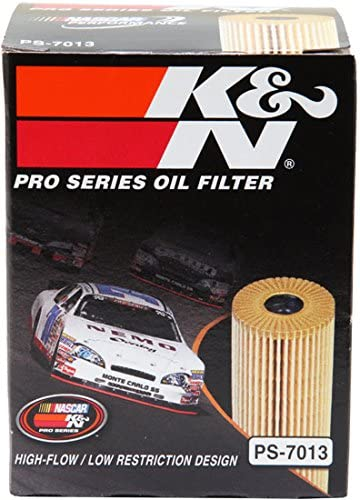 K/&N PS-7013 Pro Series Oil Filter