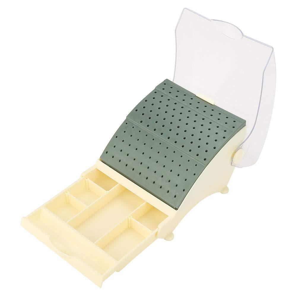 142 Holes - Dental Bur Holder Block Stand
