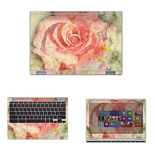 (Decalrus - Protective Decal Skin skins Sticker for Acer Convertible ChromeBook 11 R11- CB5-132T , R11-C738T (11.6