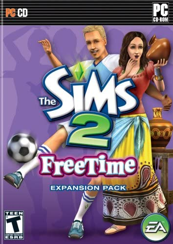 The Sims 2: FreeTime Expansion Pack by Electronic Arts: Amazon.es: Videojuegos