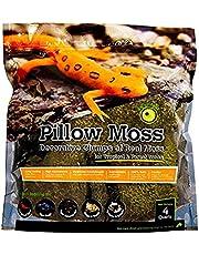 Galapagos 05234 Pillow, Clumps of Real Moss, Natural, 4-Quart