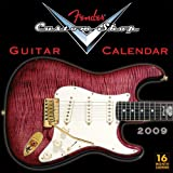img - for Fender Custom Shop Guitar Calendar 2009 Wall Calendar (Calendar) book / textbook / text book