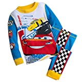 Disney Cars 3 PJ Pals Pajama Set for Boys Size 5