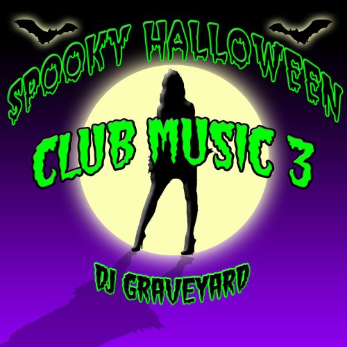 Spooky Halloween Club Music 3 for $<!--$8.99-->