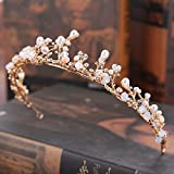 Best GENERIC Wedding Ring Sets - Quantity 1x bride Korean pearl earrings gold container Review