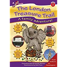 The London Treasure Trail (Step Outside Guides) by Francesca Fenn (Colour, 19 Mar 2012) Paperback