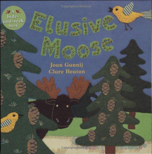 Download Elusive Moose (Hide-And-Seek Books (Barefoot Books)) PDF