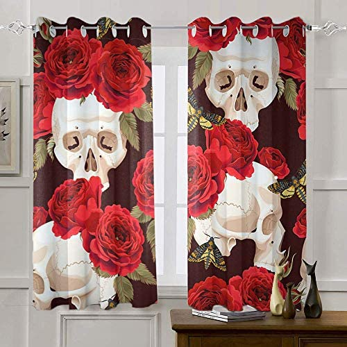 Gesmatic Blackout Window Curtain