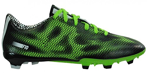 White Football Solar Green Boots F10 adidas Green Core TRX Black FG 4xOxtqgz