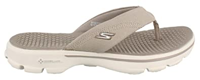 Skechers Go Walk Nestle, Infradito Donna: Skechers: Amazon