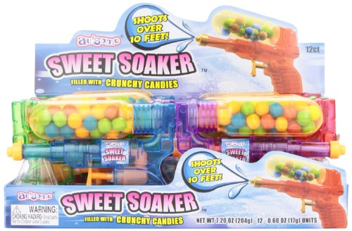 Au'some Candy Sweet Soaker, 0.6-Ounce Packages (Pack of 12) Review