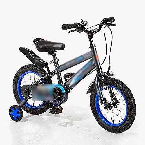CDFC Le Siège Et Le Guidon Réglables D'alliage D'aluminium De Bicyclette De Bicyclette d'enfants Conviennent Aux Enfants Âgés 4-6-8 14