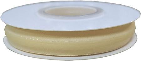 15 mm 4,6/m//rotolo Nero Nastro elastico in silicone disponibile in vari colori