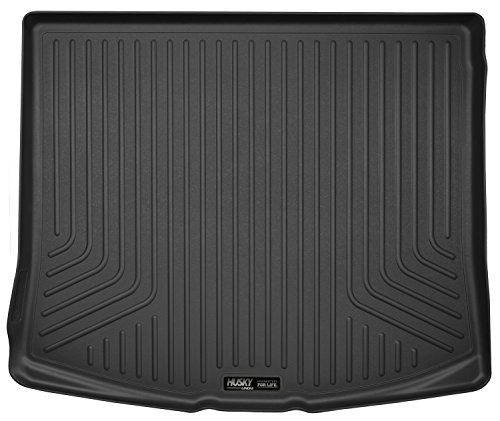 2015-2016 Lincoln MKC - Husky Liners - Weatherbeater Series Cargo Liner - Black