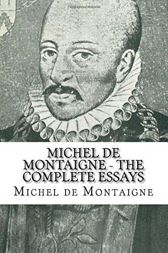 Michel de Montaigne - The Complete Essays pdf