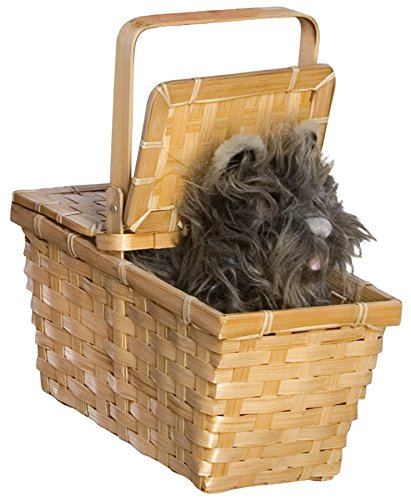 Wizard of Oz Dorothy's Toto in a (Dorothy Basket)