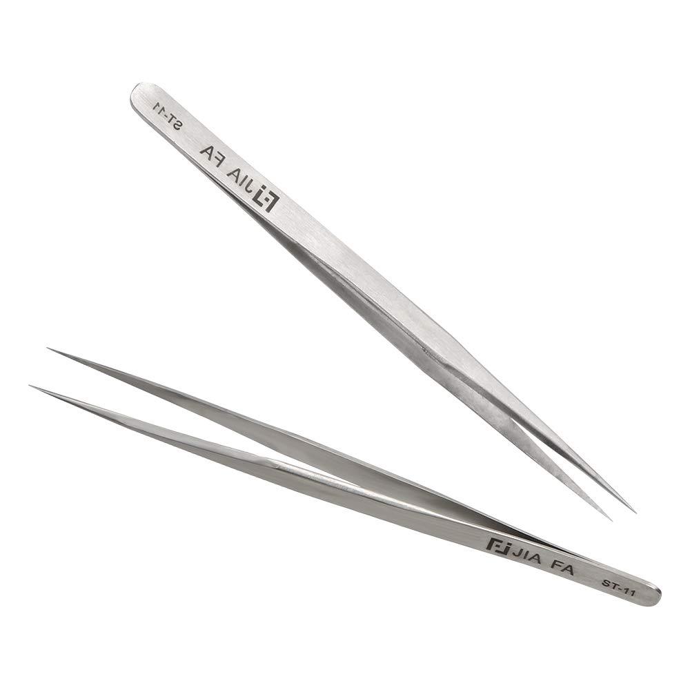 Pinzas de precisi/ón de acero inoxidable RST11-15