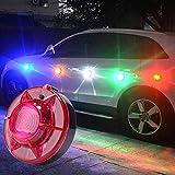 Roadside Flashing Flare Safety Warning Lights