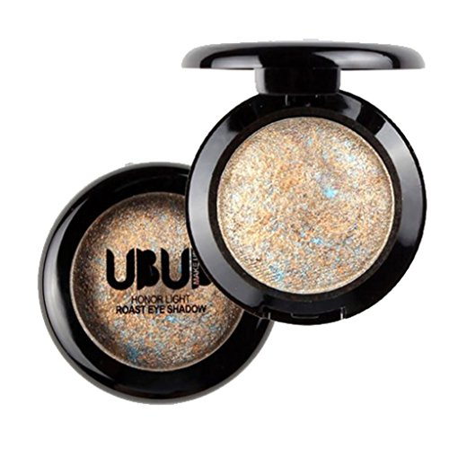 Binmer UBUB Single Baked Eye Shadow Powder Palette Shimmer M