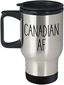 Amazon.com: CANADA GAG GIFTS - FUNNY CANADIAN FLAG THEMED ...