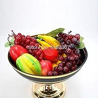 Glass simple candy jar dessert fruit bowl Nordic storage ornaments wedding decoration table decoration